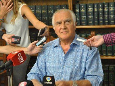 """Corrupción en Astilleros: """"No era necesaria la detención de Giri"""", dijo Granillo Fernández"""