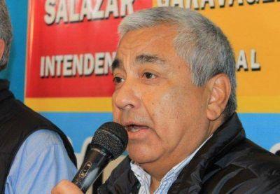 Salazar pidió al Vicegobernador por la situación del puerto local
