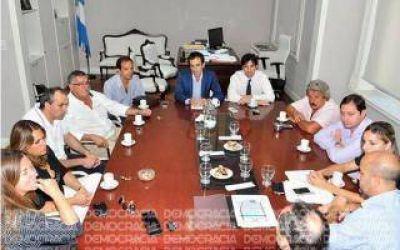 Junín: Se reunieron intendentes de la 4ta sección electoral
