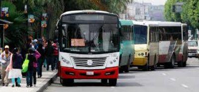 """""""Sí o sí este año queremos el transporte público en Junín"""""""