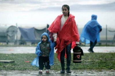 Europa trabaja a contrarreloj para sellar los ingresos para refugiados antes del verano