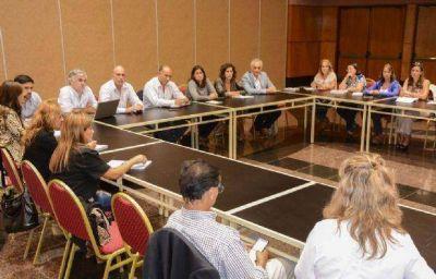 El gobierno de Salta y Unicef planifican acciones conjuntas