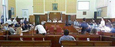 El Concejo Deliberante avaló en breve sesión el aumento de tasas