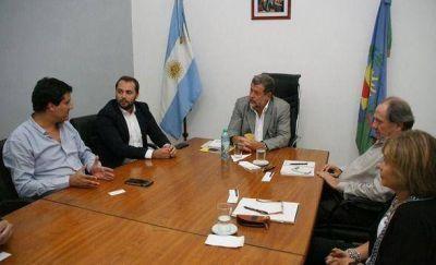 Textiles les manifestaron sus preocupaciones al gobierno de Vidal