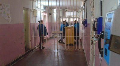 Por cada preso se gastan entre seis mil y ocho mil pesos