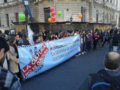 Denuncian que persisten clausuras a centros culturales