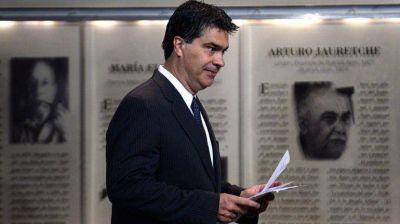 Jorge Capitanich desembarcó en Buenos Aires y prepara la cumbre de la