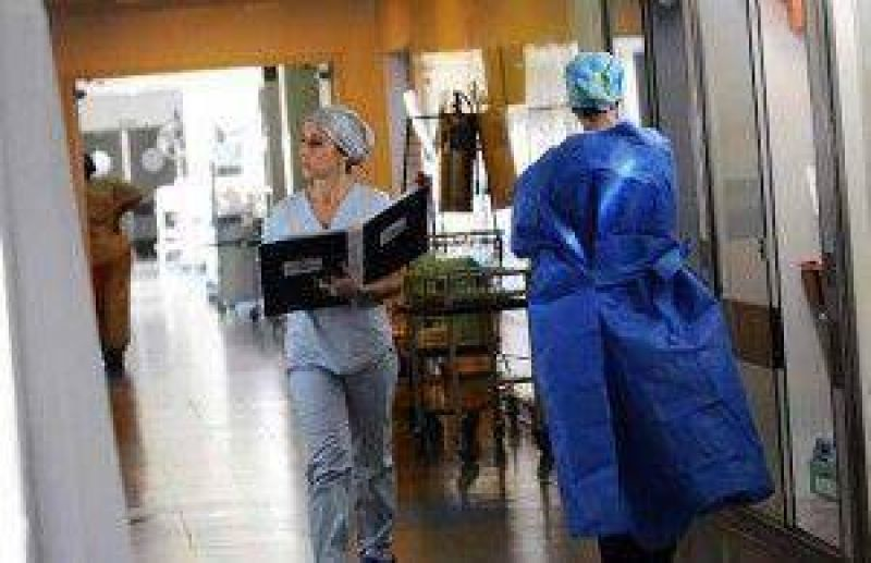 Médicos y trabajadores de hospitales pararán este miércoles