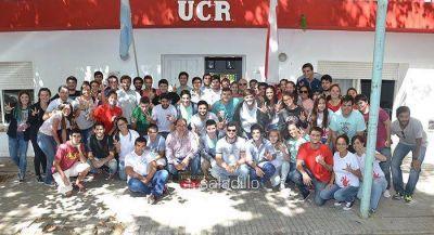 Importante encuentro de la Juventud Radical en Saladillo