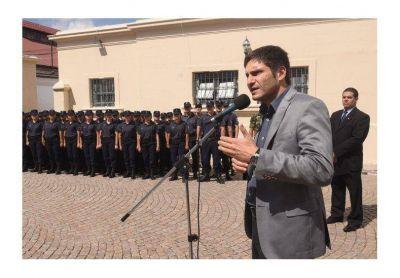 Incorporaron a 271 polic�as egresados del Instituto de Seguridad P�blica