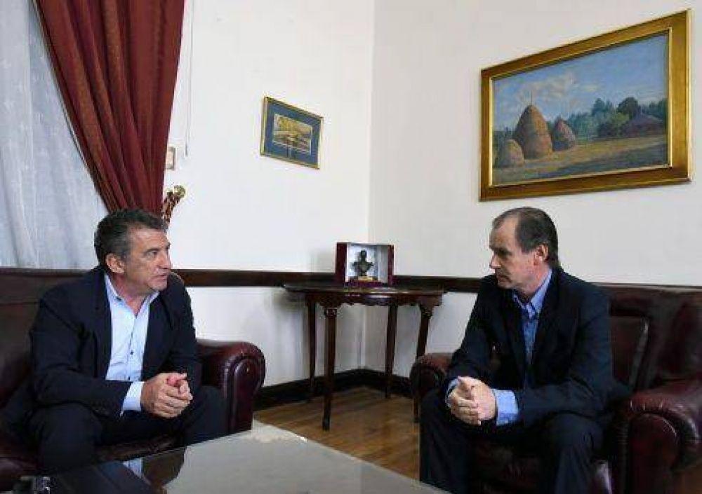 Sin internas: Bordet y Urribarri estarán al frente del PJ hasta 2020