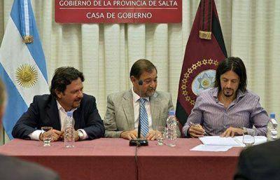 El Gobierno y la municipalidad capitalina firmar�n un convenio para trabajar en conjunto contra el comercio ilegal