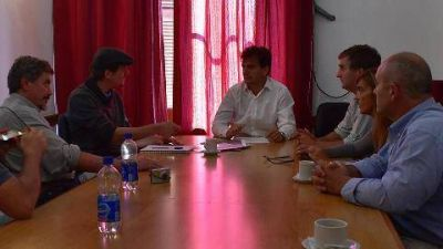 El Frente Renovador se sum� a los reclamos por la expropiaci�n de las tierras del Basural