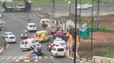 Dos nuevos atentados terroristas contra israel�es en Cisjordania