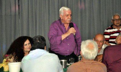 """Joga dijo que con Martín Hernández, Buryaile, Naidenoff y Duré, Formosa """"cruzó el Bermejo"""""""