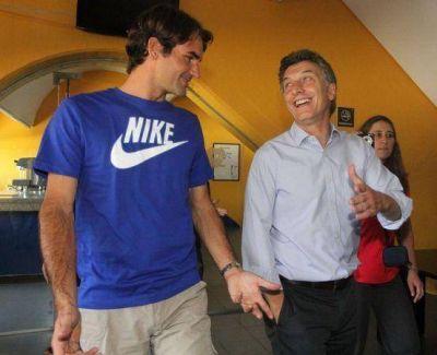 Olivos: un concejal PRO le arregla la cancha de tenis a Macri