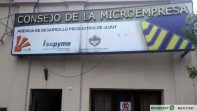 Jujuy: Casi el 50% de los créditos que se otorgaron por el Consejo de la Microempresa fue los dos últimos períodos electorales