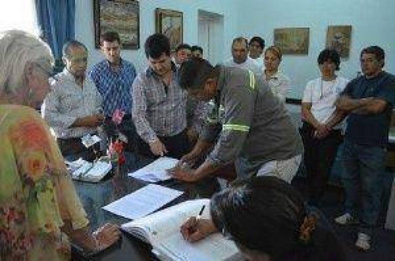 La Municipalidad auxilió al SOEM y lo salvó de la quiebra