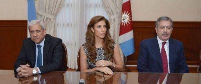 La Gobernadora mantuvo una reunión de trabajo con áreas ministeriales