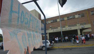 Tras las asambleas, mañana hay paro en hospitales provinciales