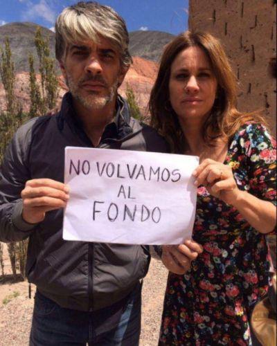 Cristina retuiteó el video de los artistas que rechazan un acuerdo con los fondos buitre