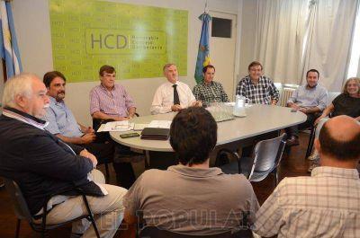 Coopelectric explicó el pedido de aumento del agua