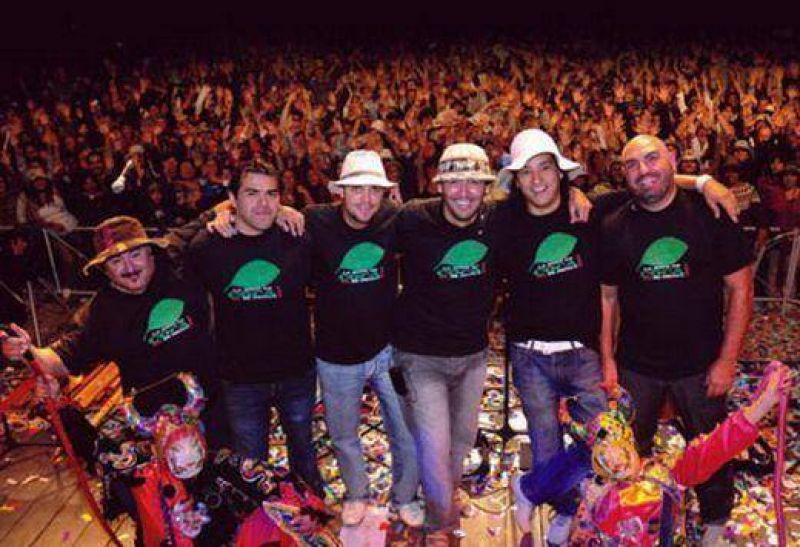 Cáritas recibirá donaciones en el espectáculo de Los Tekis
