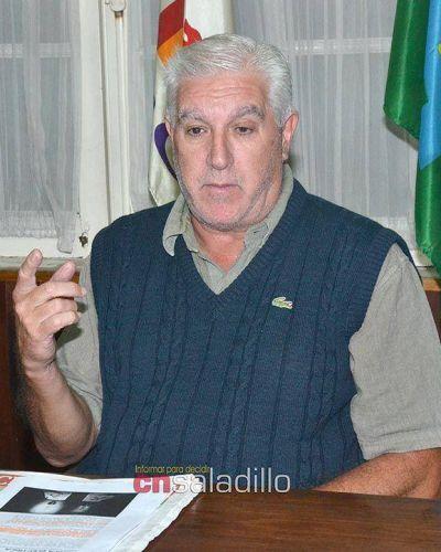 'Si hay una cosa que se ha hecho en Saladillo son inversiones'