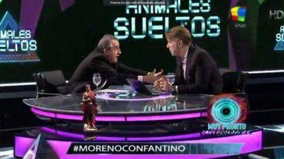 Las 12 frases de Moreno en la entrevista con Fantino