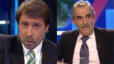 Cruce entre Eduardo Feinmann y Guillermo Moreno: