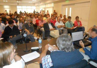 Tarifas Eléctricas: La Cooperativa Eléctrica Ltda. de Bolívar presente en una reunión brindada por FEDECOBA