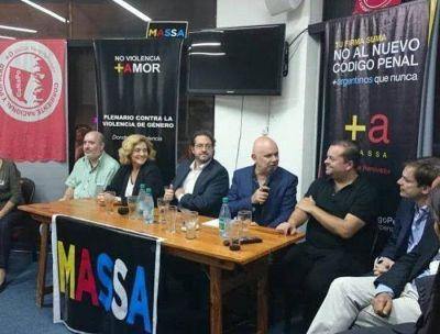 El Frente Renovador porteño realizó su primer plenario