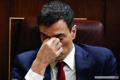 Ciudadanos amenaza romper el pacto y Sánchez tiene poco margen de maniobra