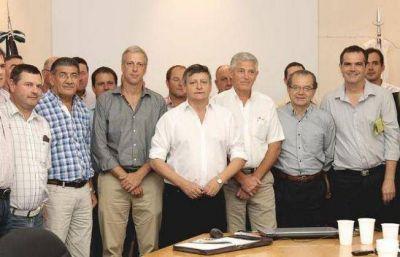 Peppo visitó cooperativa santafesina para buscar inversiones