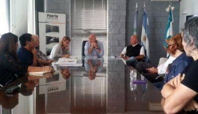 Continúa el quite de colaboración en el Consorcio Portuario y avanza negociación paritaria