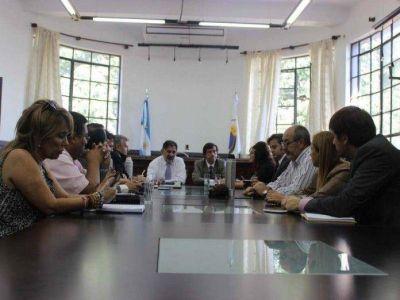 Reunión con municipios por el Centro Ambiental Chanchillos