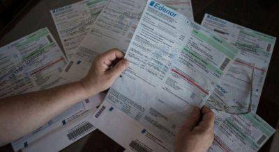 El FpV repudió el tarifazo de luz y propuso derogar leyes que se aplican en la factura