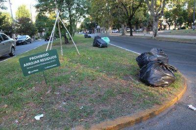 Los domingos habrá recolección de los residuos no habituales