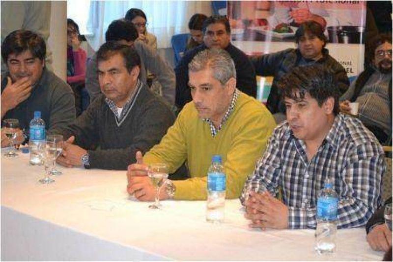La Mesa Sindical se ofreció a colaborar en la búsqueda de consensos