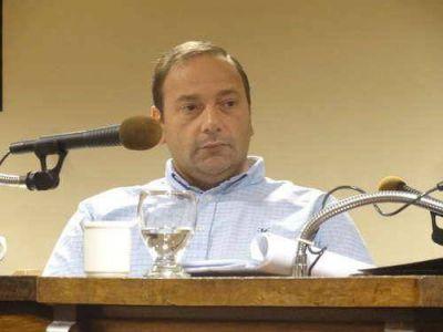 Petruccelli insiste en la derogación de la ordenanza que autoriza cobros en el Hospital