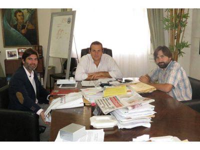 El Municipio firmó convenio con Provincia Microempresas