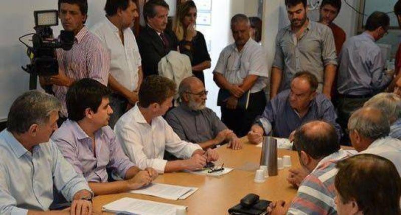 Reunión de comisión por el Descanso Dominical