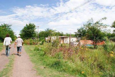 Incertidumbre de unas 20 familias que viven en la futura traza de la autopista