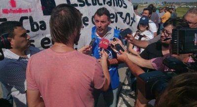 Tamberos protestaron en C�rdoba y amenazan con un paro nacional