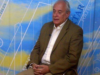 Martinelli denunció connivencia entre el bloque Justicialista y el partido de la Victoria