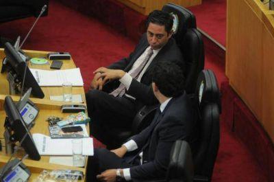 El legislador Vargas Aignasse, acusado de tenencia de drogas, de resistirse a la Policía y de cohecho