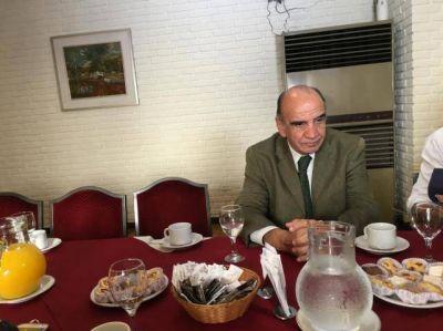 Pirincho Jiménez sigue explicando que el no tiene la culpa de la crisis judicial