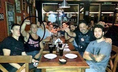 Ataques neonazis: detuvieron a Franco Pozas, integrante del Fonapa de Pampillón