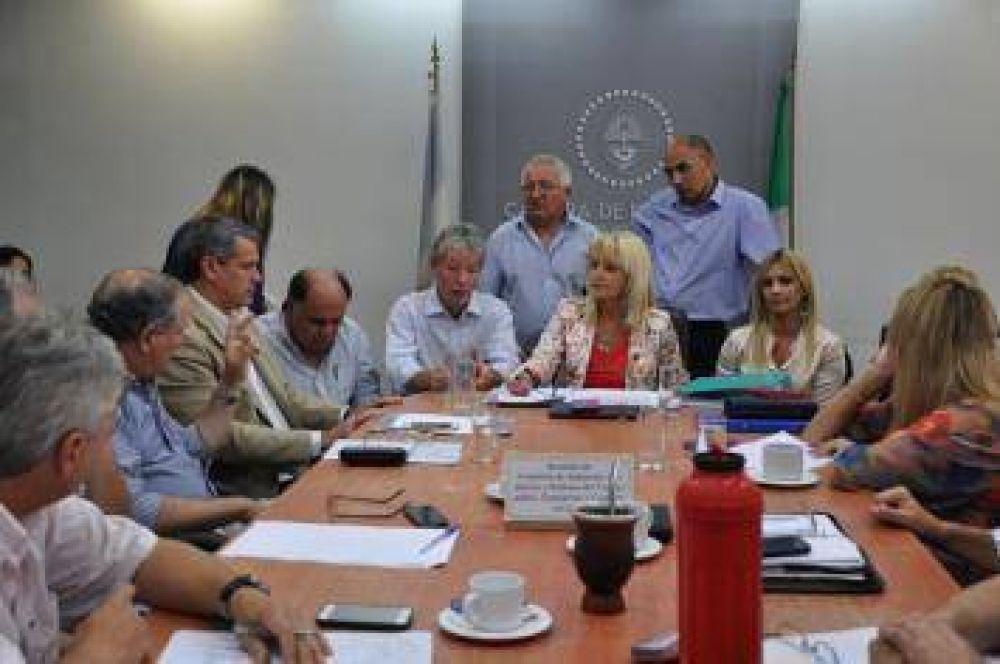 Aumento del peaje: Diputados pedirán informes a Vialidad Nacional y coordinarán reunión con legisladores nacionales