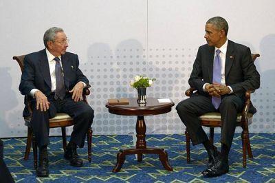 Obama en Cuba y �la ayuda� de Papa Francisco